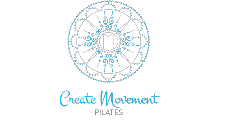 Create Movement Pilates Studio logo